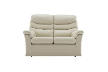 Malvern Leather 2 Seater Sofa