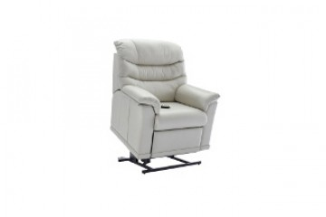 Malvern Leather Elevate Standard Chair With Dual Motor