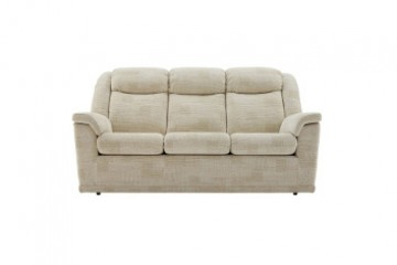 Milton Fabric 3 Seater Sofa