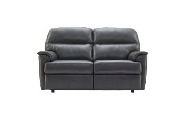 Watson Leather 2 Seater Sofa