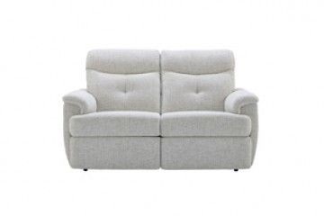 Atlanta Fabric 2 Seater Sofa