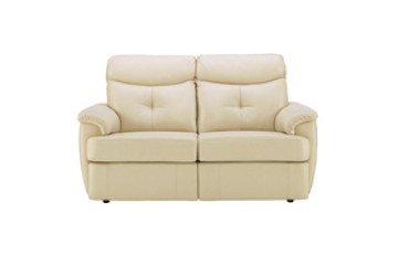Atlanta Leather 2 Seater Sofa