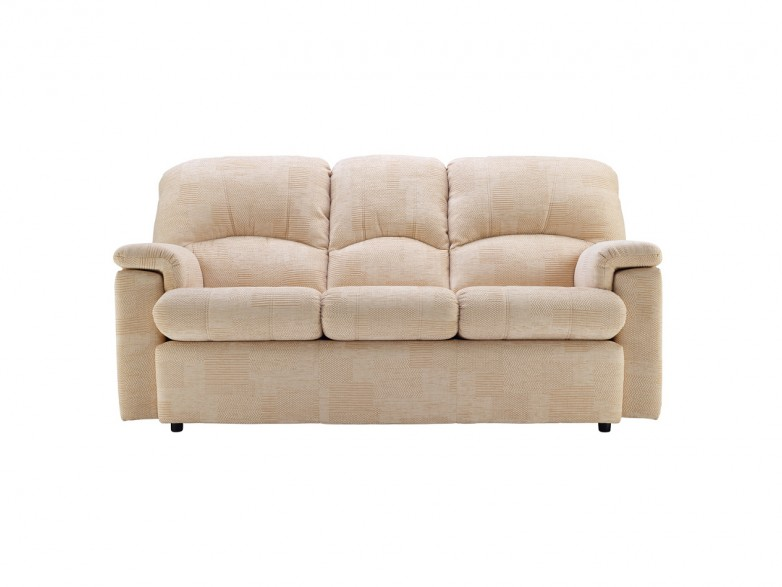 Chloe Fabric 2 Seater Small Sofa