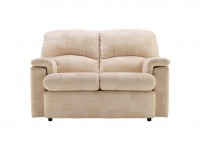 Chloe Fabric 2 Seater Small Sofa thumbnail