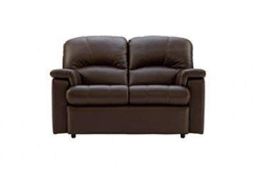 Chloe Leather 2 Seater Sofa