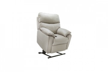 Henley Leather Elevate Small Chair With Dual Motor
