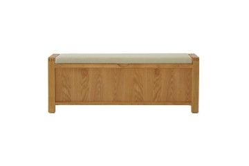 Bosco Bedroom Storage Bench
