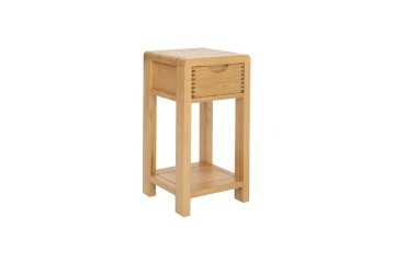 Bosco Bedroom Compact Side Table