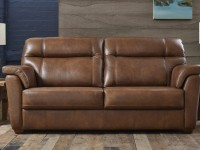 Acacia Leather 2 Seater thumbnail