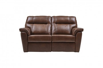 Acacia Leather 2 Seater