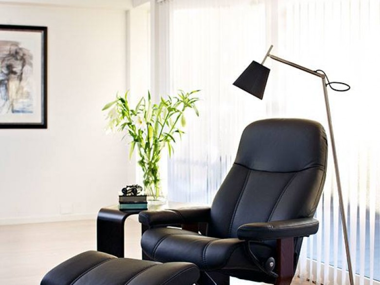 Stressless consul office hatters fine furnishings for Fitted bedroom furniture 0 finance