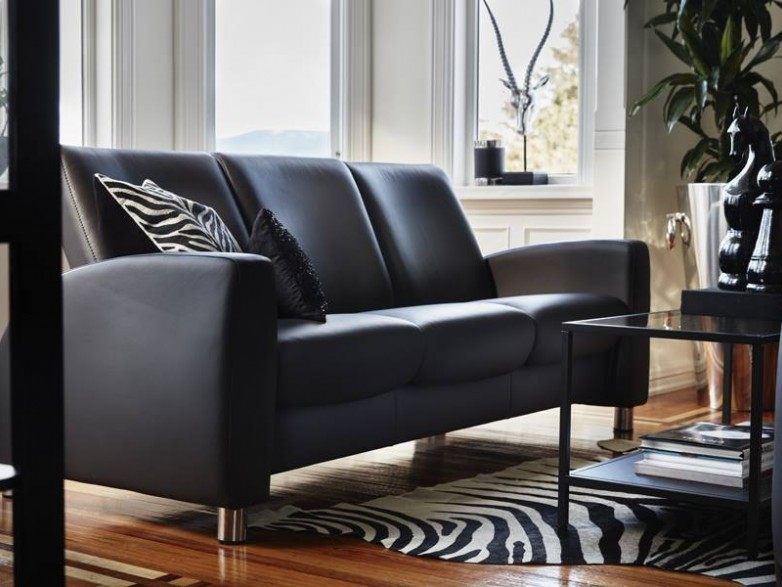 Stressless arion medium 2s low hatters fine furnishings for Fitted bedroom furniture 0 finance