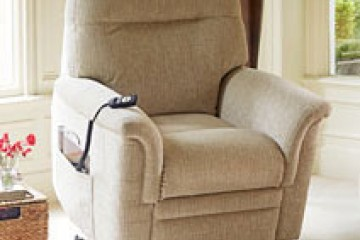 Hudson Rise & Recline Chair