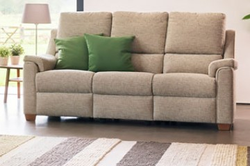 Albany Three Seater Recliner Sofa