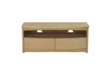 Shades Oak TV Unit Range