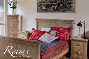 Reims Bedroom Furniture Range