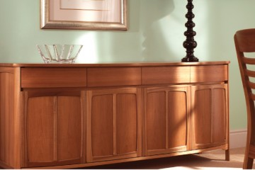 Shades Teak Display & Sideboard