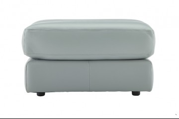 Firth Leather Footstool
