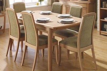 Shades Oak Dining Range