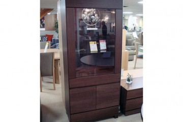 Walnut Display Unit