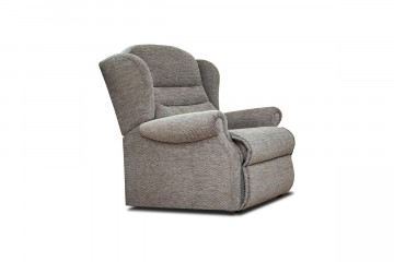 Ashford Small Fabric Fixed Chair