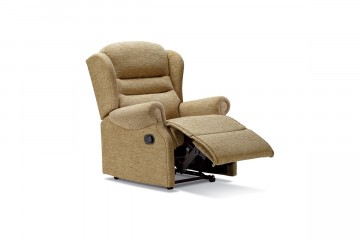 Ashford Small Fabric Recliner