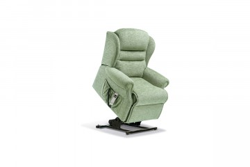 Ashford Petite Fabric 'Lift & Rise' Recliner