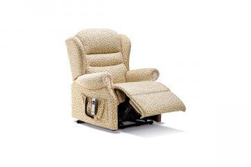Ashford Small Fabric 'Lift & Rise' Recliner