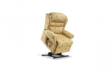 Ashford Royale Fabric 'Lift & Rise' Recliner
