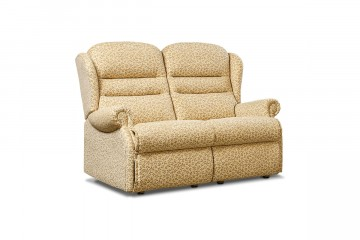 Ashford Standard Fabric Fixed 2-Seater Settee