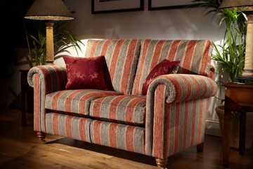 Beaminster Grand Sofa 2 Cushions Range 6 Fabric