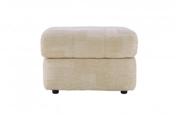 Chloe Fabric Footstool