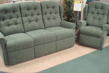 Celebrity Woburn 3 Seater & Manual Recliner