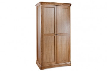 Chelsea Oak All Hanging Wardrobe