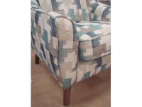 Boyd Chair & Footstool thumbnail