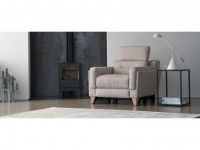 1801 Large 2 Seater Sofa Double Power thumbnail