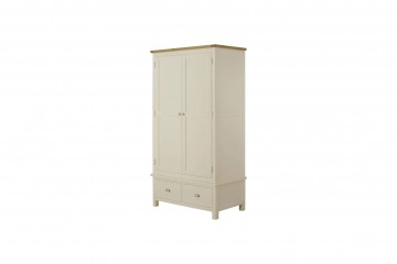 Denver Gents Wardrobe-Cream