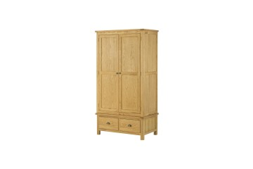 Denver Gents Wardrobe-Oak