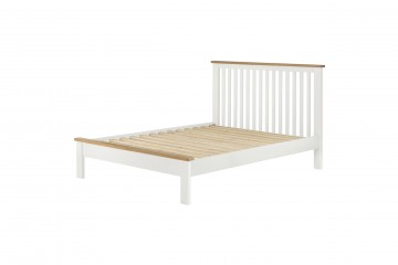 Denver 3'0 Bed-White