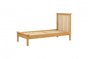 Denver 3'0 Bed-Oak