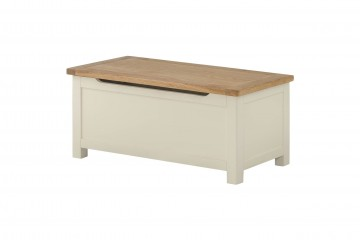 Denver Blanket Box-Cream