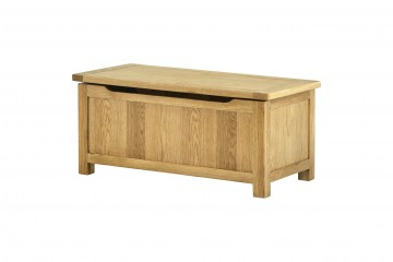 Denver Blanket Box-Oak