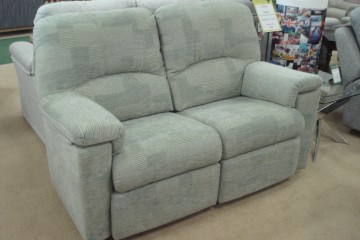 Chloe 2-Seater Manual Right-Side Recliner