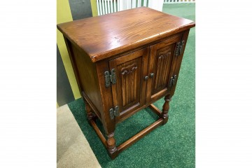 Heritage Collection - Pedestal Cabinet