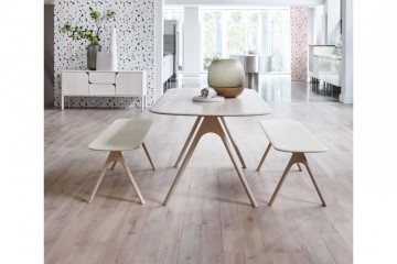 Corso Table & Bench
