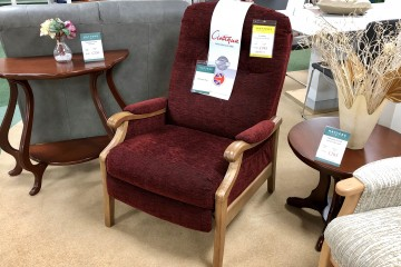 Winchester Manual Recliner Chair