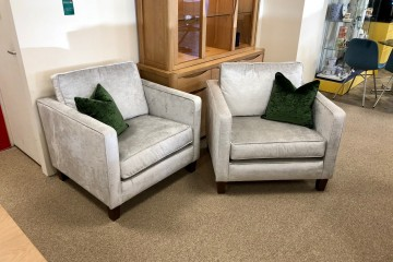 - Hollywood Pair of Armchairs